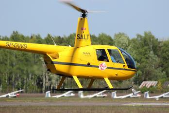 SP-GWS - Salt Aviation Robinson R44 Astro / Raven