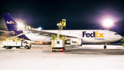 N669FE - FedEx Federal Express Airbus A300F4-605R
