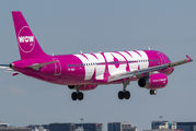 TF-BRO - WOW Air Airbus A320 aircraft
