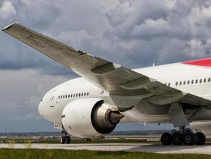 VP-BJF - Nordwind Airlines Boeing 777-200