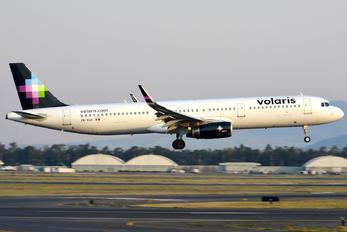 XA-VLH - Volaris Airbus A321