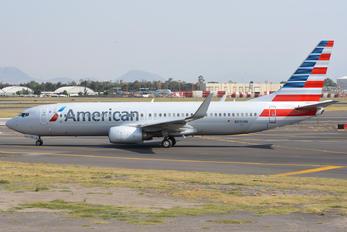N895NN - American Airlines Boeing 737-800