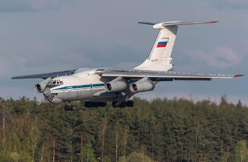 RA-76767 - Russia - Air Force Ilyushin Il-76 (all models)