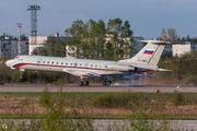 RA-65976 - Russia - Air Force Tupolev Tu-134A aircraft