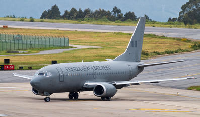 356 - Peru - Air Force Boeing 737-500