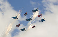 - - Russia - Air Force Sukhoi Su-27 aircraft