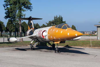 MM6579 - Italy - Air Force Lockheed F-104G Starfighter