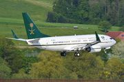 HZ-MF2 - Saudi Arabia - Government Boeing 737-700 BBJ aircraft