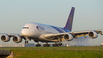 HS-TUD - Thai Airways Airbus A380 aircraft