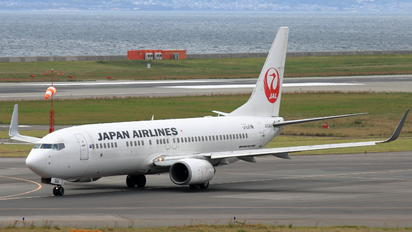 JA304J - JAL - Japan Airlines Boeing 737-800
