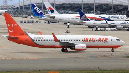 HL8020 - Jeju Air Boeing 737-800
