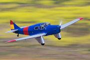 EC-ACB - Fundación Infante de Orleans - FIO Miles Falcon Six M 3.C aircraft