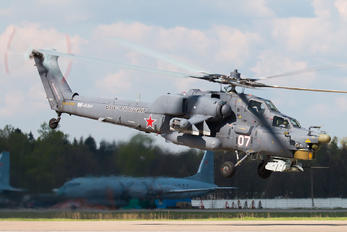 07 - Russia - Air Force Mil Mi-28