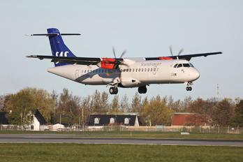 OY-JZA - SAS - Scandinavian Airlines ATR 72 (all models)