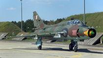 310 - Poland - Air Force Sukhoi Su-22UM-3K aircraft
