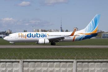 A6-FEZ - flyDubai Boeing 737-800
