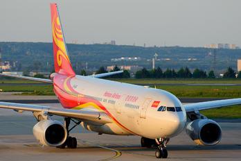 B-6116 - Hainan Airlines Airbus A330-200