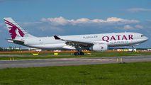 A7-AFF - Qatar Airways Cargo Airbus A330-200F aircraft
