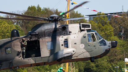 89+58 - Germany - Navy Westland Sea King Mk.41