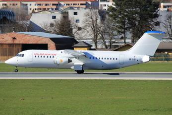 SE-DSY - Malmo Aviation British Aerospace BAe 146-300/Avro RJ100