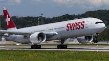 HB-JNC - Swiss Boeing 777-300ER aircraft