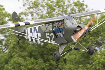G-BPUR - Private Piper J3 Cub