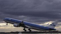 PH-AKA - KLM Airbus A330-300 aircraft