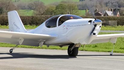 G-CHAH - Private Europa Aircraft Europa