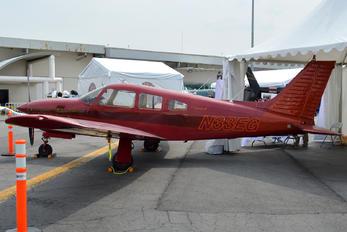 N33EG - Private Piper PA-28R Arrow /  RT Turbo Arrow