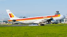 EC-GUQ - Iberia Airbus A340-300 aircraft