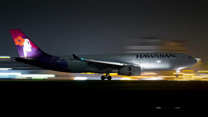 N384HA - Hawaiian Airlines Airbus A330-200