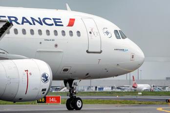 F-HBNL - Air France Airbus A320