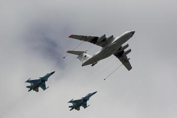 RF-94275 - Russia - Air Force Ilyushin Il-78