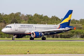VP-BBU - Donavia Airbus A319
