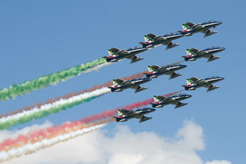 "MM54479 - Italy - Air Force ""Frecce Tricolori"" Aermacchi MB-339-A/PAN"