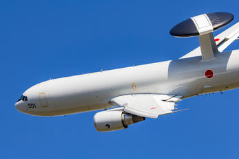 64-5301 - Japan - Air Self Defence Force Boeing E-767