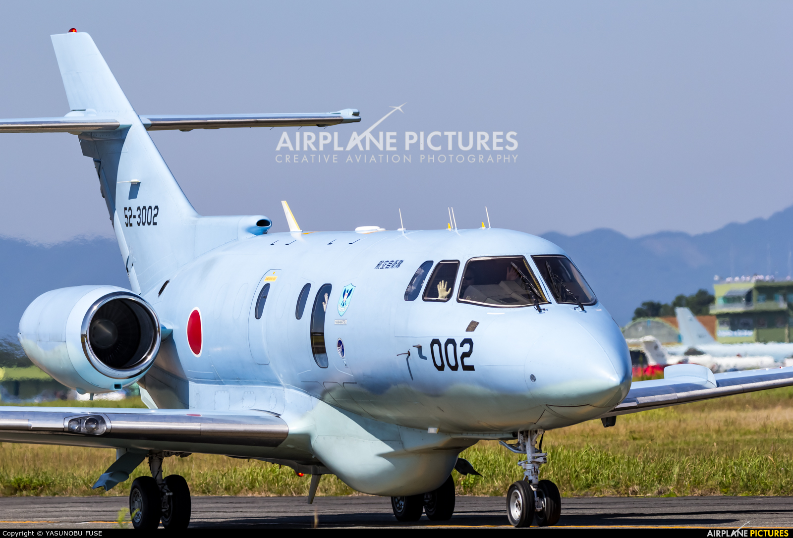 53-3002 - Japan - Air Self Defence Force British Aerospace ...