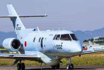 53-3002 - Japan - Air Self Defence Force British Aerospace U-125