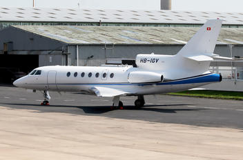 HB-IGV - Private Dassault Falcon 50EX