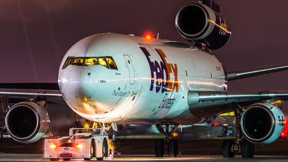 N311FE - FedEx Federal Express McDonnell Douglas MD-10-30F