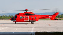 G-BKZE - CHC Scotia Aerospatiale AS332 Super Puma L (and later models) aircraft