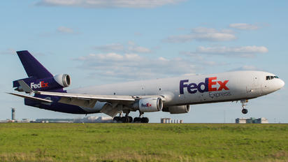 N609FE - FedEx Federal Express McDonnell Douglas MD-11F