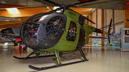 H-245 - Denmark - Army Hughes 500D