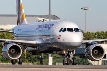 D-AKNU - Germanwings Airbus A319