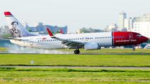 LN-NGG - Norwegian Air Shuttle Boeing 737-800 aircraft
