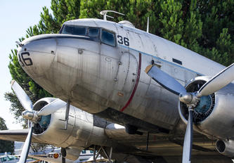 - - Spain - Air Force Douglas DC-3