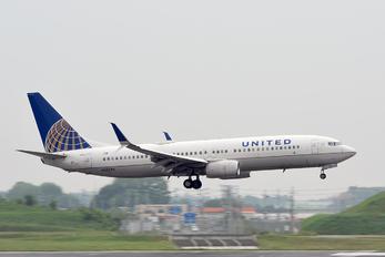 N33294 - United Airlines Boeing 737-800