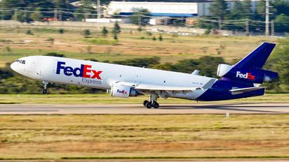N607FE - FedEx Federal Express McDonnell Douglas MD-11F