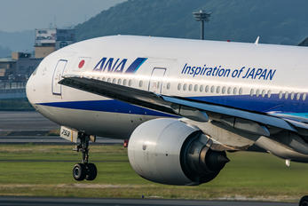 JA753A - ANA - All Nippon Airways Boeing 777-300