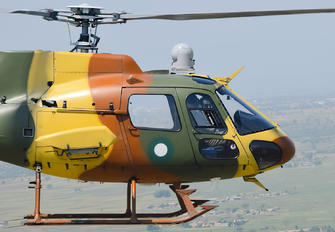 786-401 - Pakistan - Army Aerospatiale AS550 C-2 Fennec